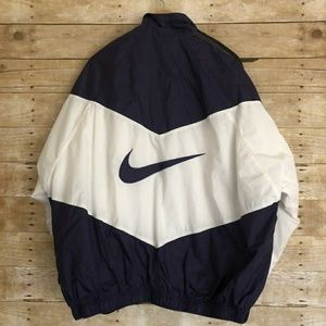 Retro Vintage Nike windbreaker jacket XXL